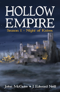 Hollow Empire Front Cover