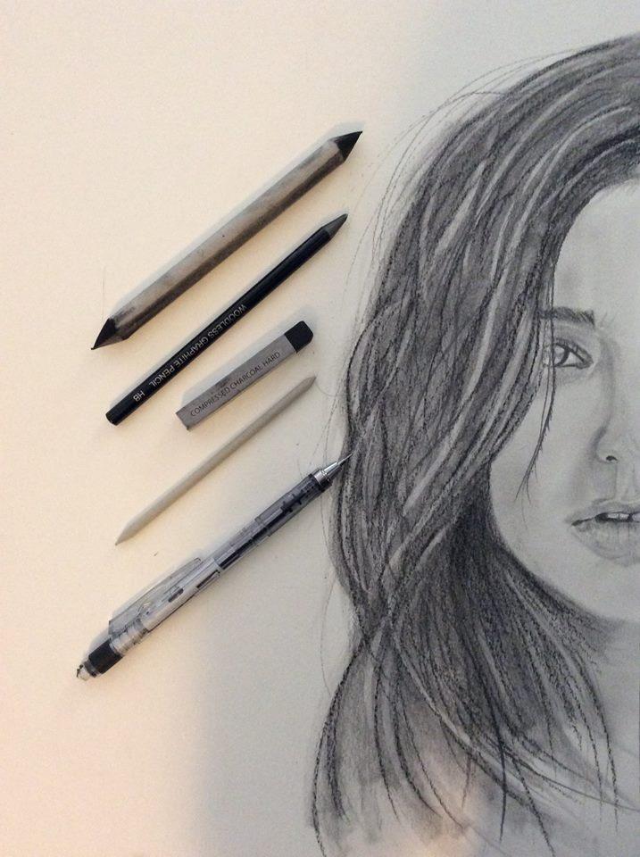 New Beautiful Girl Sketch – Nadya