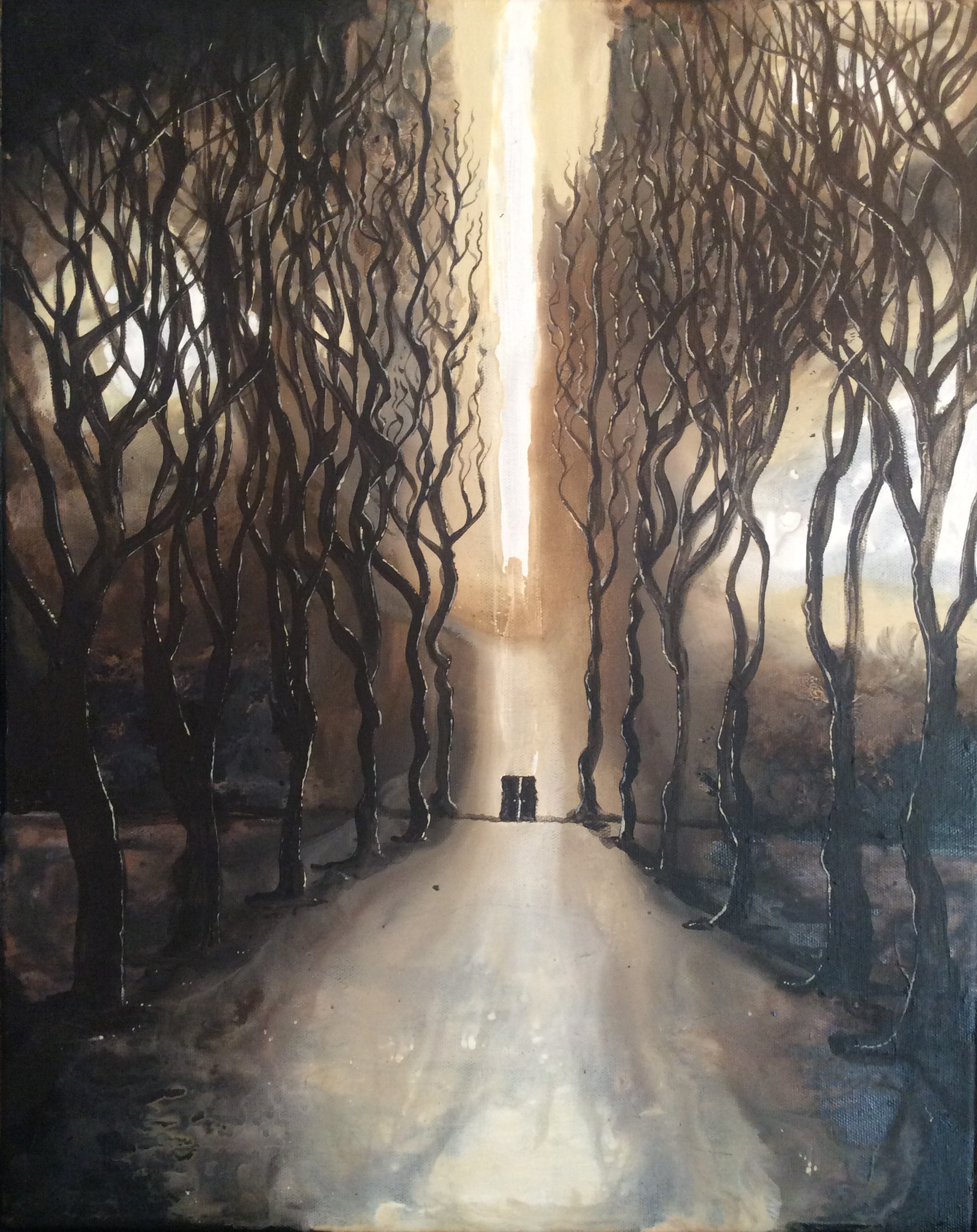 'The Corridor' - J Edward Neill - 2019